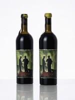 Manfred Krankl & Havens Wine Cellars, Black & Blue 1992 (2 BT)