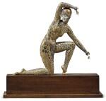 DEMETER H. CHIPARUS   Fan Dancer