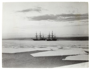 """View 4. Thumbnail of Lot 185. Herbert Ponting and others 
