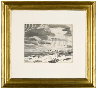 View 2. Thumbnail of Lot 613. PAUL NASH | AERIAL RECONNAISSANCE.