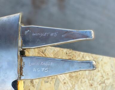 View 9. Thumbnail of Lot 168. Winglet Foil .