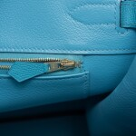 Hermès Bleu du Nord Birkin 35cm of Epsom Leather with Gold Hardware