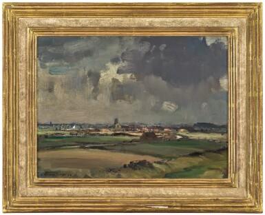 View 2. Thumbnail of Lot 116. Norfolk Landscape.