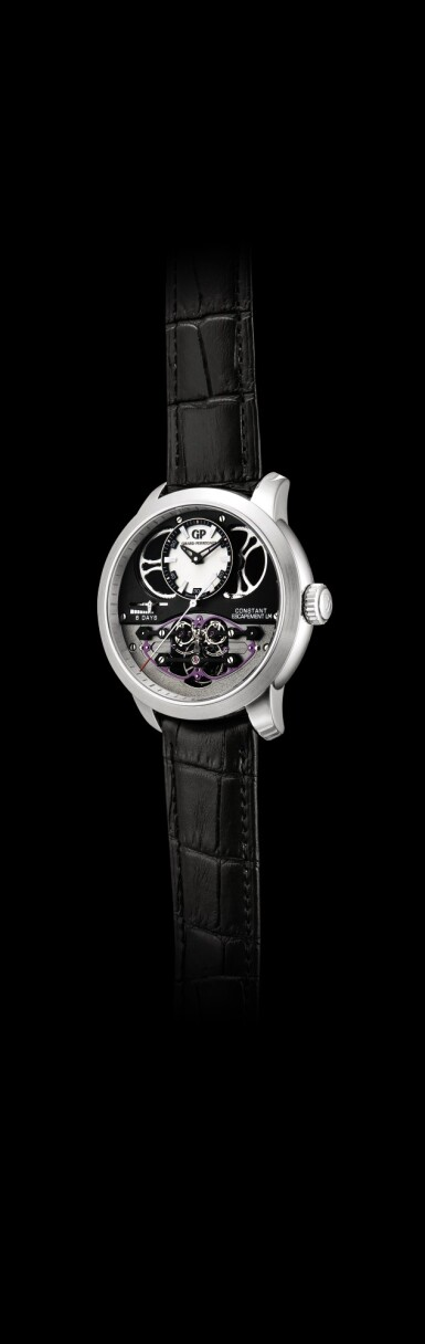 """View 4. Thumbnail of Lot 2077. GIRARD-PERREGAUX 