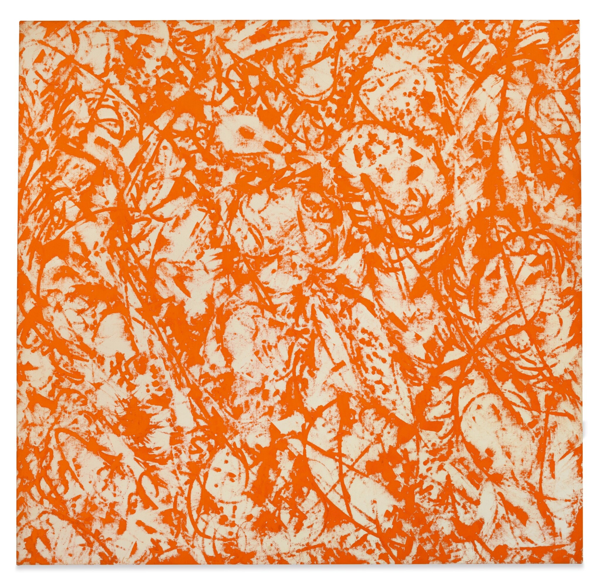 View full screen - View 1 of Lot 31.  LEE KRASNER | CAMOUFLAGE.