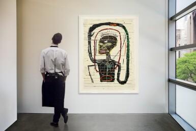 View 4. Thumbnail of Lot 113. Jean-Michel Basquiat 尚・米榭・巴斯基亞 | Flexible 靈活.