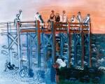 RAOUL DUFY | L'ESTACADE AU HAVRE