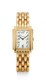 PATEK PHILIPPE | REFERENCE 4824/1, A YELLOW GOLD BRACELET WATCH, MADE IN 1994