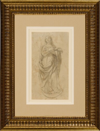 View 3. Thumbnail of Lot 133. The Immaculate Conception.