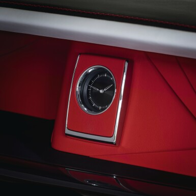 View 10. Thumbnail of Lot 1. Red Rolls-Royce Phantom Commission with Mickalene Thomas.