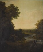 GEORGE SMITH OF CHICHESTER | A classical landscape