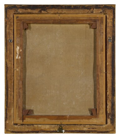 View 4. Thumbnail of Lot 108. Portrait of a gentleman in a landscape, full length.
