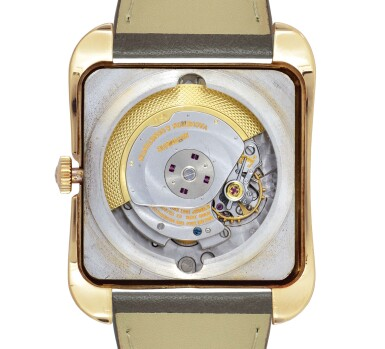View 2. Thumbnail of Lot 5. VACHERON CONSTANTIN | 18K YELLOW GOLD AUTOMATIC GENTLEMAN'S WRISTWATCH, REF 6440.