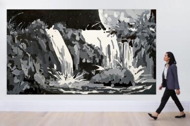 View 3. Thumbnail of Lot 42. Liu Wei 劉韡  | Landscape No.4 風景4號.