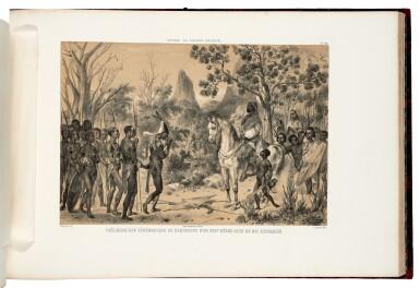 View 5. Thumbnail of Lot 159. Pierre Tremaux   Voyage au Soudan, atlas volume, c. 1857.