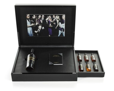 View 3. Thumbnail of Lot 7. The Macallan Mario Testino Masters Of Photography, Six Pillars, Full Collection (4 bts 70cl & 24 bts 5cl).