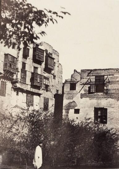 View 6. Thumbnail of Lot 93. Maxime Du Camp | Egypte, Nubie, Palestine et Syrie. Dessins Photographiques. Paris, 1852.