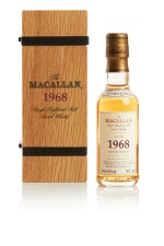 THE MACALLAN FINE & RARE 33 YEAR OLD 59.0 ABV 1969
