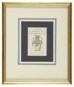 A WEDGWOOD BLACK AND WHITE JASPERWARE 'PORTLAND VASE' LATE 18TH CENTURY