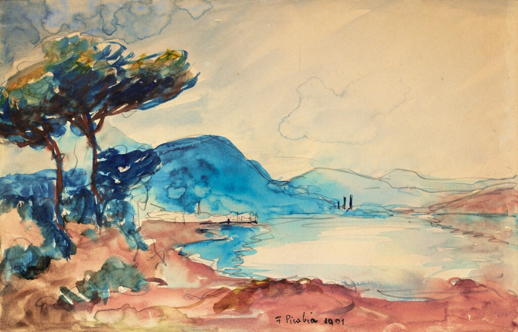 FRANCIS PICABIA | PAYSAGE