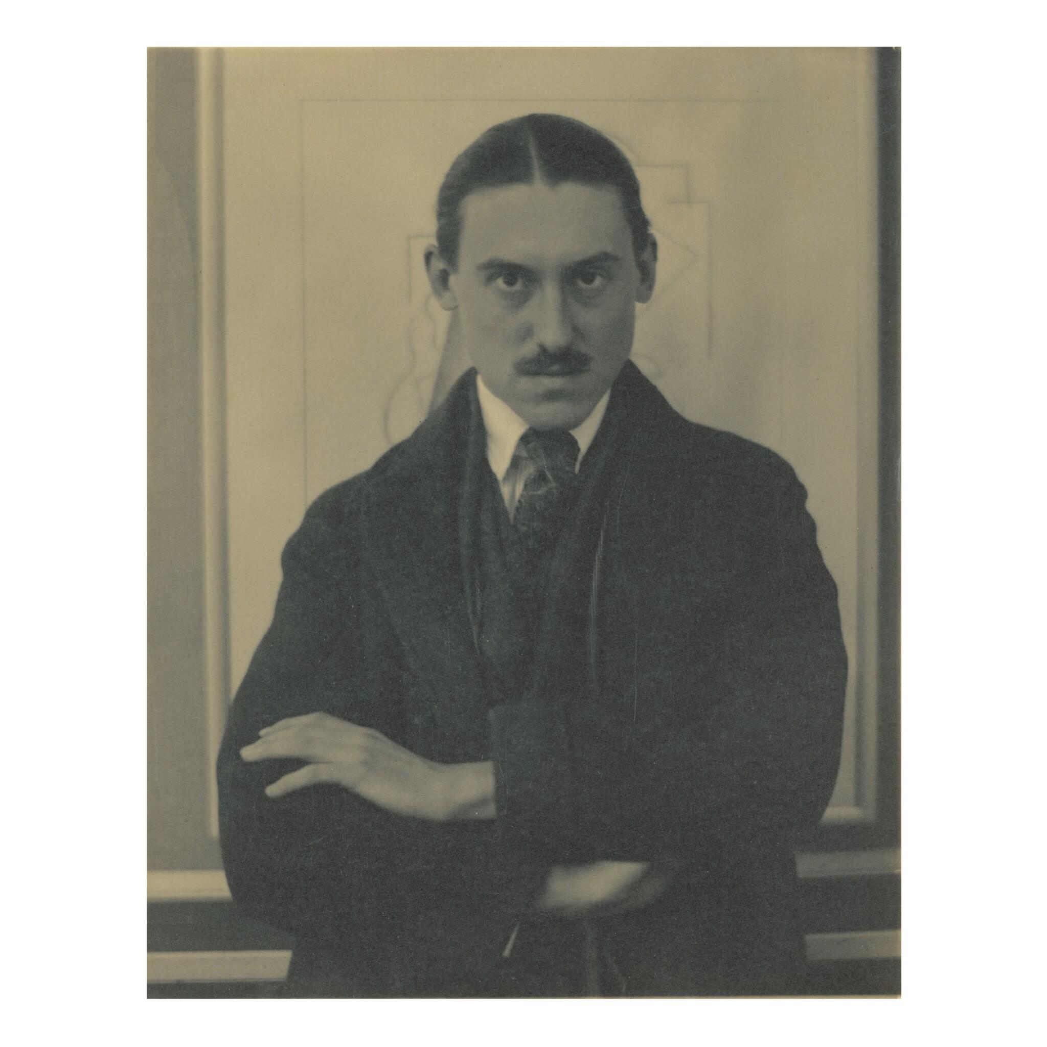 ALFRED STIEGLITZ    CHARLES DEMUTH