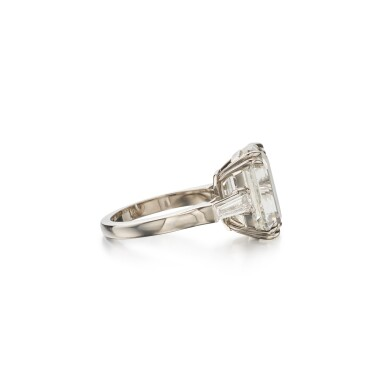 View 2. Thumbnail of Lot 64. Diamond Ring.