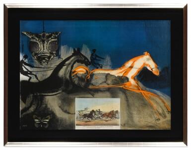 View 2. Thumbnail of Lot 42. American Trotting Horses, No. 2 (M. & L. 1346; F. 71-5 B).