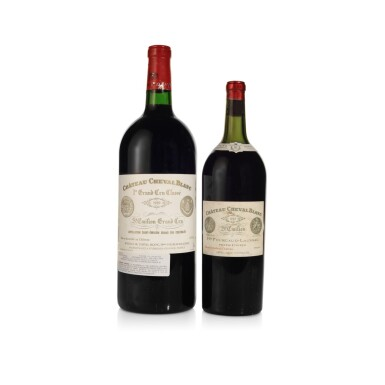 View 1. Thumbnail of Lot 86. Château Cheval Blanc 1947 (2 MAG).