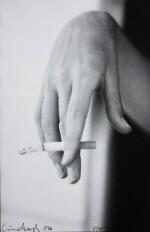 PETER LINDBERGH | TATJANA PATITZ, BAR DE LA MER, DEAUVILLE, 1990