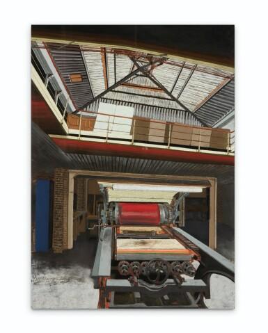 View 1. Thumbnail of Lot 116. L'Imprimerie (La Presse de l'atelier Bellini).