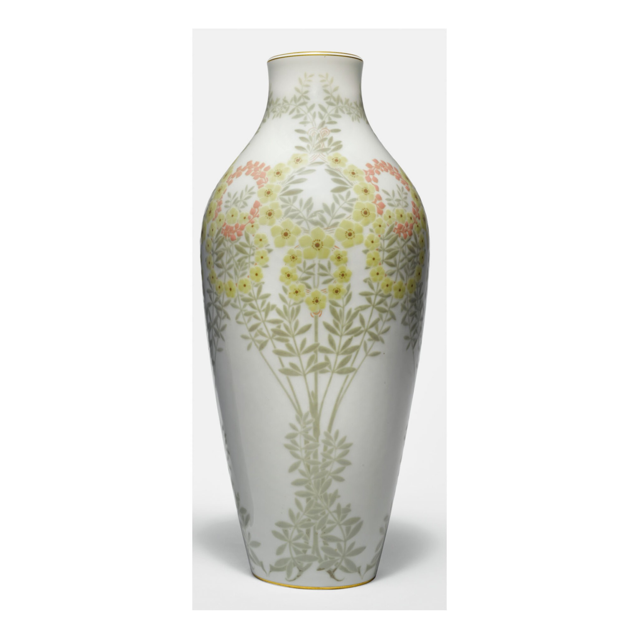 View full screen - View 1 of Lot 118. SÈVRES | VASE.