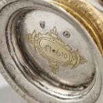 A TWO HANDLES SILVER AND SILVER-GILT CUP, PROBABLY SWISS OR GERMAN, CIRCA 1610 |  COUPE À DEUX ANSES EN ARGENT ET VERMEIL, PROBABLEMENT SUISSE OU ALLEMAGNE, VERS 1610