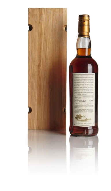 THE MACALLAN FINE & RARE 15 YEAR OLD 47.3 ABV 1961