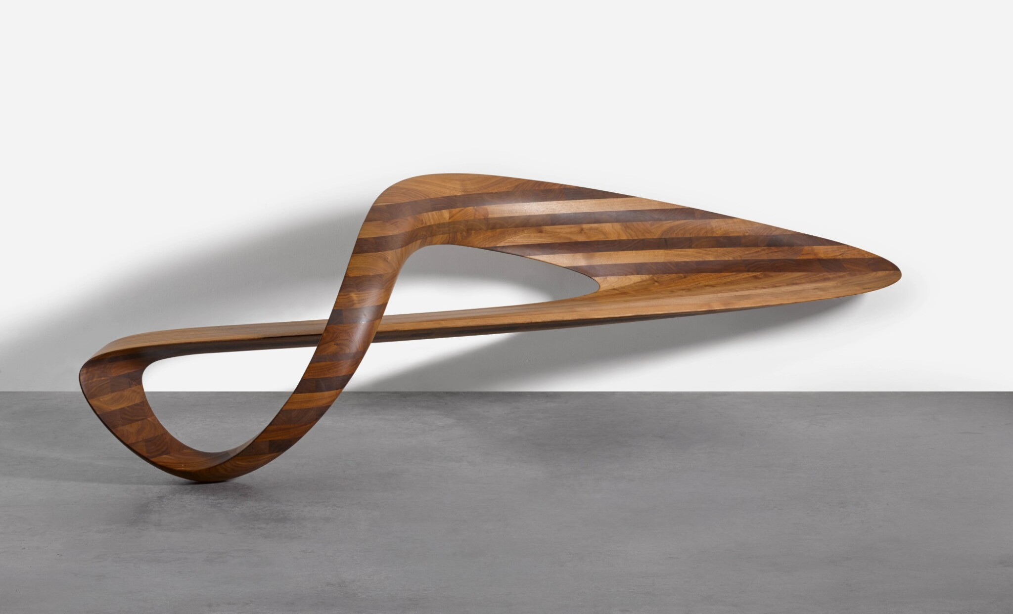 View full screen - View 1 of Lot 10. AMANDA LEVETE AND FUTURE SYSTEMS | 'WEST' BENCH, FROM THE 'AROUND THE CORNER' COLLECTION.