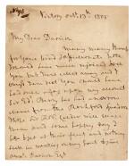 NELSON | autograph letter signed, to Alexander Davison, 13 October 1805