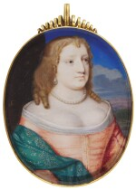 SAMUEL COOPER | PORTRAIT OF A LADY TRADITIONALLY IDENTIFIED AS MARY PAULET, MARCHIONESS OF WINCHESTER, CIRCA 1660