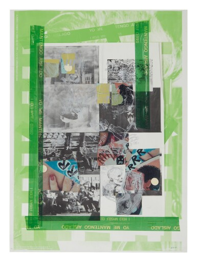 MARTIN KIPPENBERGER | UNTITLED
