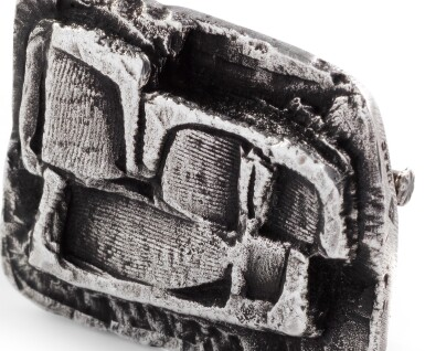 Raoul Ubac, Silver brooch [Broche argent]