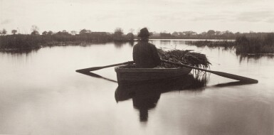 View 10. Thumbnail of Lot 33. England—Peter Henry Emerson and T.F. Goodall | Life and Landscape on the Norfolk Broads. London, 1886.