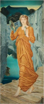 SIR EDWARD COLEY BURNE-JONES, BT., A.R.A., R.W.S. | AURORA
