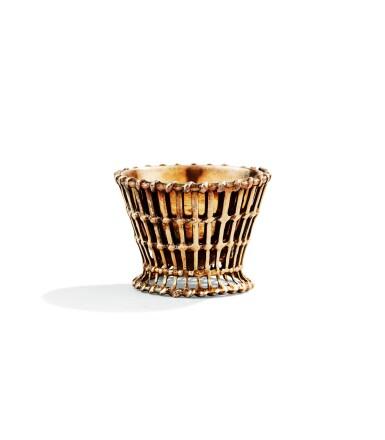 View 1. Thumbnail of Lot 151. A SILVER-GILT EGG-CUP, ROCH-LOUIS DANY, PARIS, 1787-1788 |  COQUETIER EN VERMEIL PAR ROCH-LOUIS DANY, PARIS, 1787-1788.
