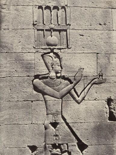 View 4. Thumbnail of Lot 93. Maxime Du Camp | Egypte, Nubie, Palestine et Syrie. Dessins Photographiques. Paris, 1852.