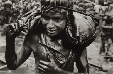 View 27. Thumbnail of Lot 10. 'Serra Pelada, Gold Mine, Brazil'.