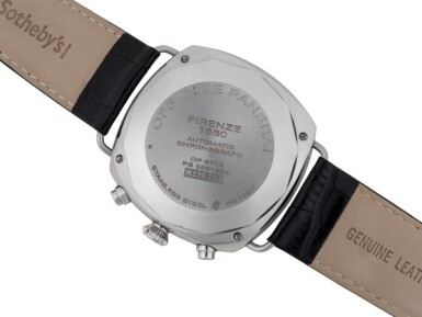 PANERAI | RADIOMIR, REF PAM00288 LIMITED EDITION STAINLESS STEEL CHRONOGRAPH WRISTWATCH CIRCA 2011