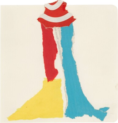 View 11. Thumbnail of Lot 801. DEBORAH ROBERTS | THE HISTORY OF EVERYTHING, PART THREE.