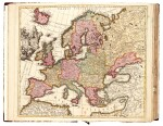 [Composite atlas] | 85 double-page engraved maps, [seventeenth century to eighteenth century]