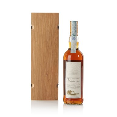 View 2. Thumbnail of Lot 36. The Macallan Fine & Rare 53 Year Old 49.8 abv 1949 .
