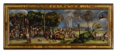 View 5. Thumbnail of Lot 116. The Plague at Pergamea; The Sicilian Games          .