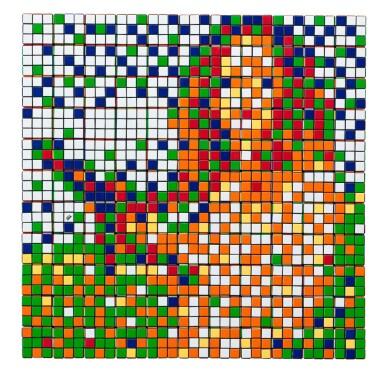 View 1. Thumbnail of Lot 5. Rubik Blind Faith.