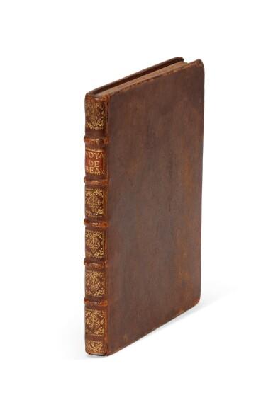 View 4. Thumbnail of Lot 158. Beauvau | Relation journaliere du voyage du Levant, 1615.